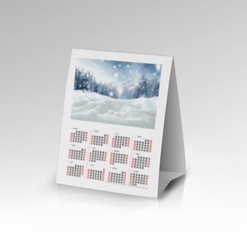 Kalendarz stojący 1-stronny