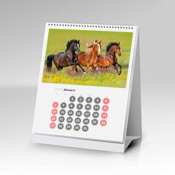Kalendarz stojący 12-stronny