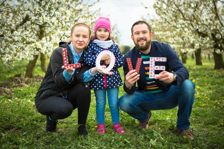 Fotografia rodzinna – szczęście na kawałku papieru